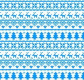 New Year`s Christmas pattern pixel. For print 2018 Stock Photography