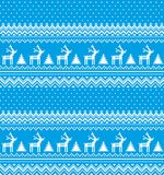 New Year`s Christmas pattern pixel. For print 2018 Royalty Free Stock Photo