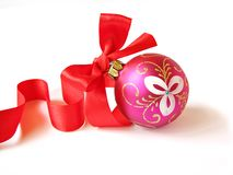 New Year`s or christmas toy Royalty Free Stock Image