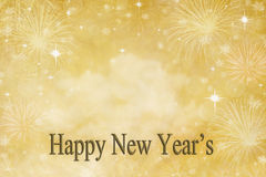 New Year's Day Background Stock Photos