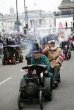 New Year's day parade in London Royalty Free Stock Image