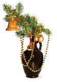New Year's decoration Royalty Free Stock Image