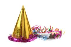 New Year's Decoration Royalty Free Stock Photos