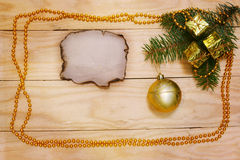 New Year's decoration Royalty Free Stock Images