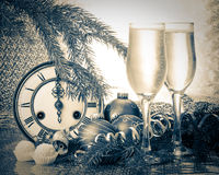 New Year's decoration Stock Photo