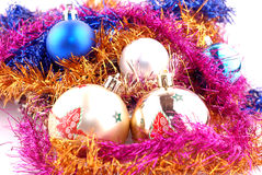 New Year's decorations Stock Image