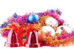 New Year's decorations Royalty Free Stock Photo