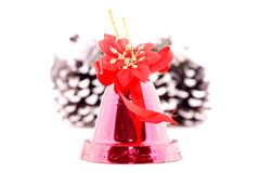 New Year's decorations Stock Images