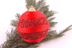 New Years decorations Stock Photography