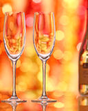 New Year's Eve. Party royalty free stock photos