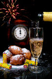 New Year's eve Royalty Free Stock Photos