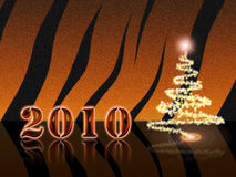 New Year's Eve, background Royalty Free Stock Images