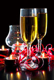 New Year's Eve Celebration Stock Image