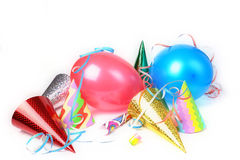 New Year's Eve celebration Stock Photos