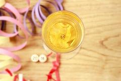 New year's eve celebration. Stock Photography