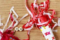 New year's eve celebration. Royalty Free Stock Image