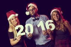 New Year's Eve Celebration Royalty Free Stock Image