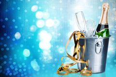 New Year's Eve Royalty Free Stock Photography