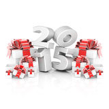 New Year. 's Eve, and Christmas is the best holiday Royalty Free Stock Photography