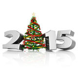 New Year. 's Eve, and Christmas is the best holiday Royalty Free Stock Images
