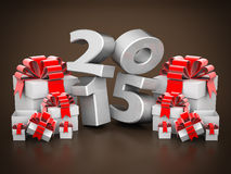 New Year. 's Eve, and Christmas is the best holiday Stock Illustration