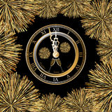 New Year`s Eve Stock Photography