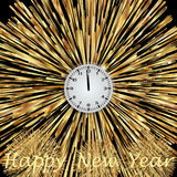 New Year`s Eve Stock Photo