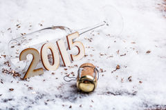 New Year's Eve concept Stock Photo