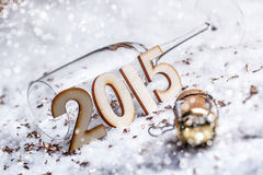 New Year's Eve concept Stock Photography