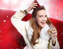 New Year's Eve event Royalty Free Stock Photo