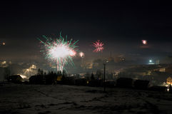 New Year`s Eve Stock Images