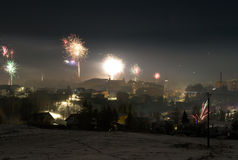 New Year`s Eve Royalty Free Stock Images