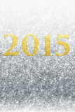 New Year's Eve. Greeting card Royalty Free Stock Images