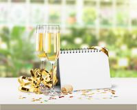 New year`s eve royalty free stock photo