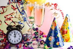New Year's Eve Stock Photos