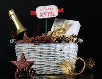 New year's gift Stock Photo