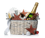 New year's gift Stock Photography