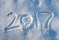 New year`s greetings, Stock Photos