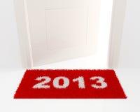 New Year's illustration Royalty Free Stock Photo