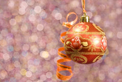 New Year's motives Royalty Free Stock Photos