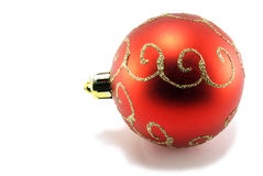 New Year's ornament Royalty Free Stock Photo