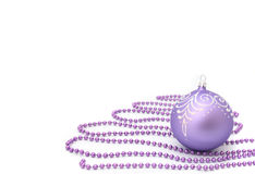 New Year's ornament Royalty Free Stock Images