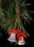 New Year's ornaments Stock Photos