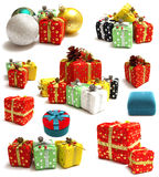 New Year's package Stock Photography