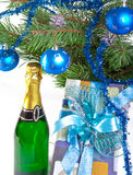 New Year s picture Stock Photography
