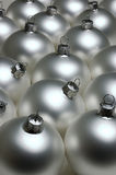 New Year's spheres. Stock Image