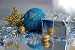New Year's still-life Royalty Free Stock Images