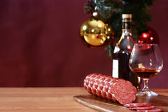 New Year's still-life Stock Photo