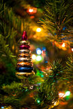 New-Year's Tree decoration Stock Photo