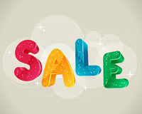 New year sale Stock Photography